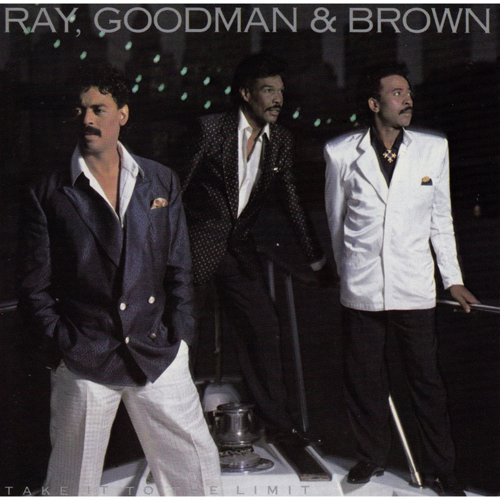 Ray Goodman Amp Brown Take It To The Limit Cd For Sale On