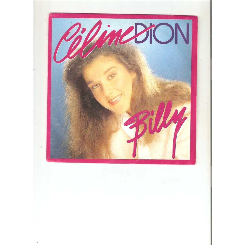 CELINE DION Billy
