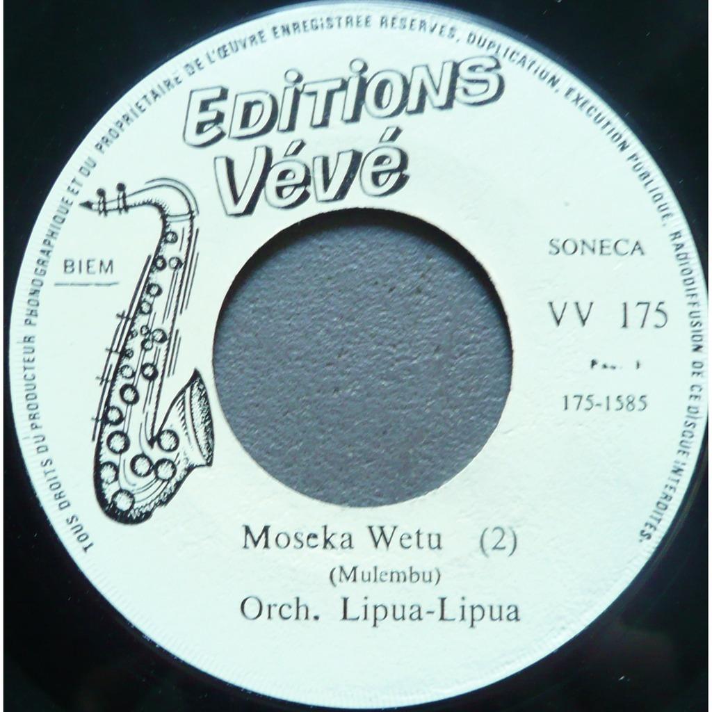 Orchestre Lipua-Lipua Orch.
