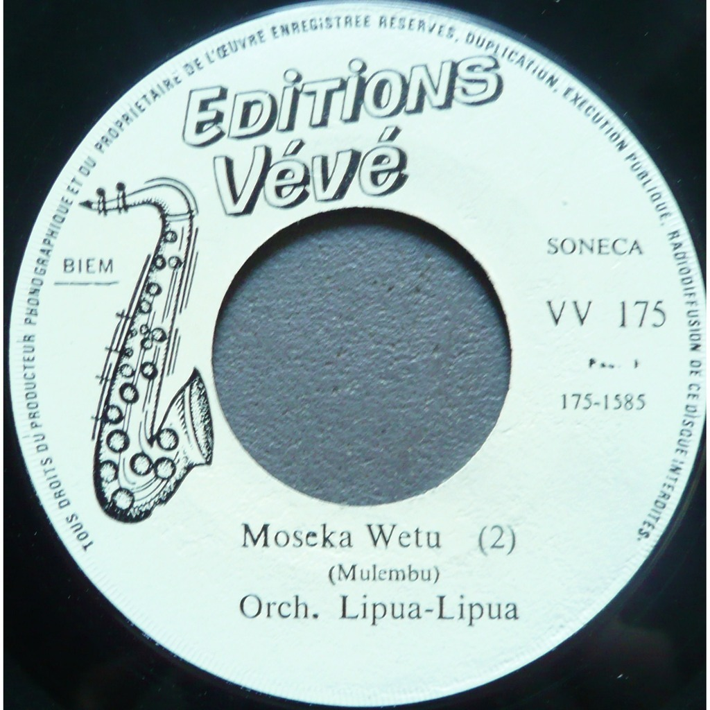 orchestre lipua lipua Moseka wetu part 1 & 2