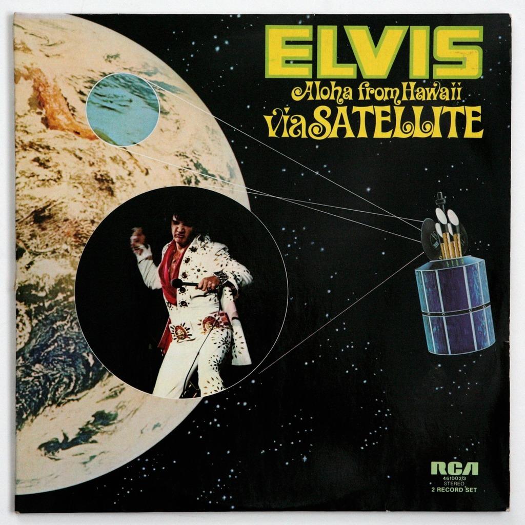 Elvis presley - elvis aloha from hawaii - special