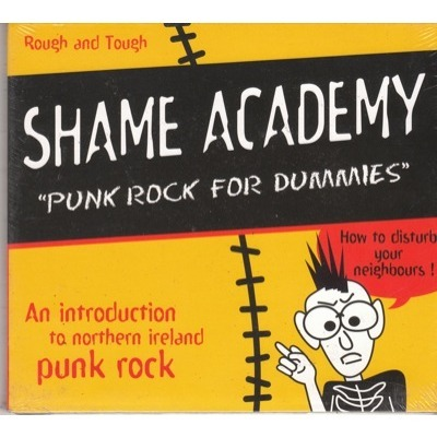 SHAME ACADEMY Punk rock for dummies