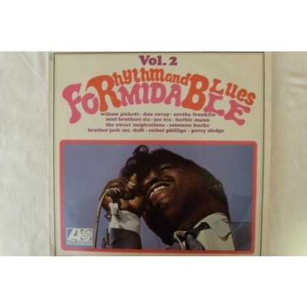 various artists RHYTHM AND BLUES FORMIDABLE vol 2