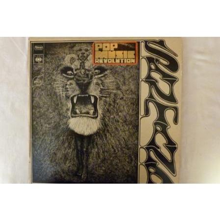 santana same (first album)