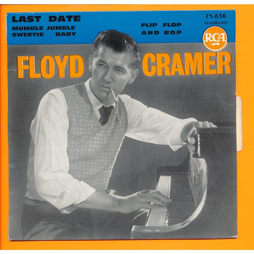 Floyd Cramer - The All-Time Favorites