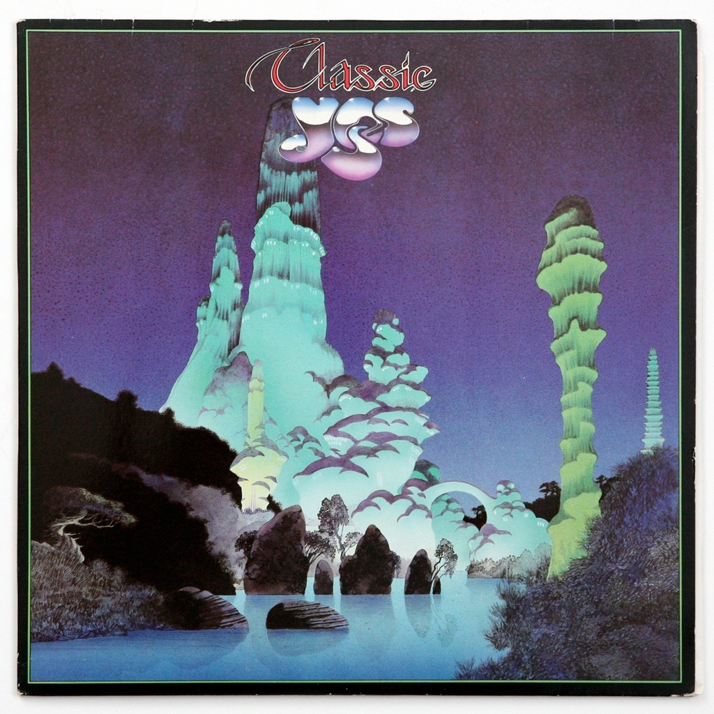 Classic Yes By Yes Lp With Gileric67 Ref 115489352
