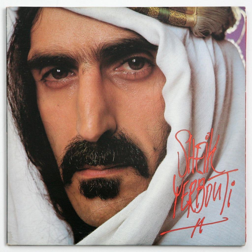 Sheik Yerbouti By Franck Zappa Lp X 2 With Gileric67