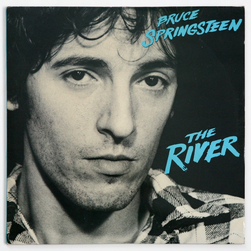 The River By Bruce Springsteen Lp X 2 With Gileric67