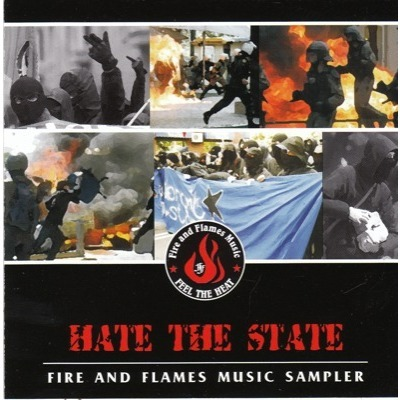 Various Artists HATE THE STATE