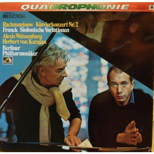 rachmaninov  klavierkonzert nr  2    franck  sinfonische