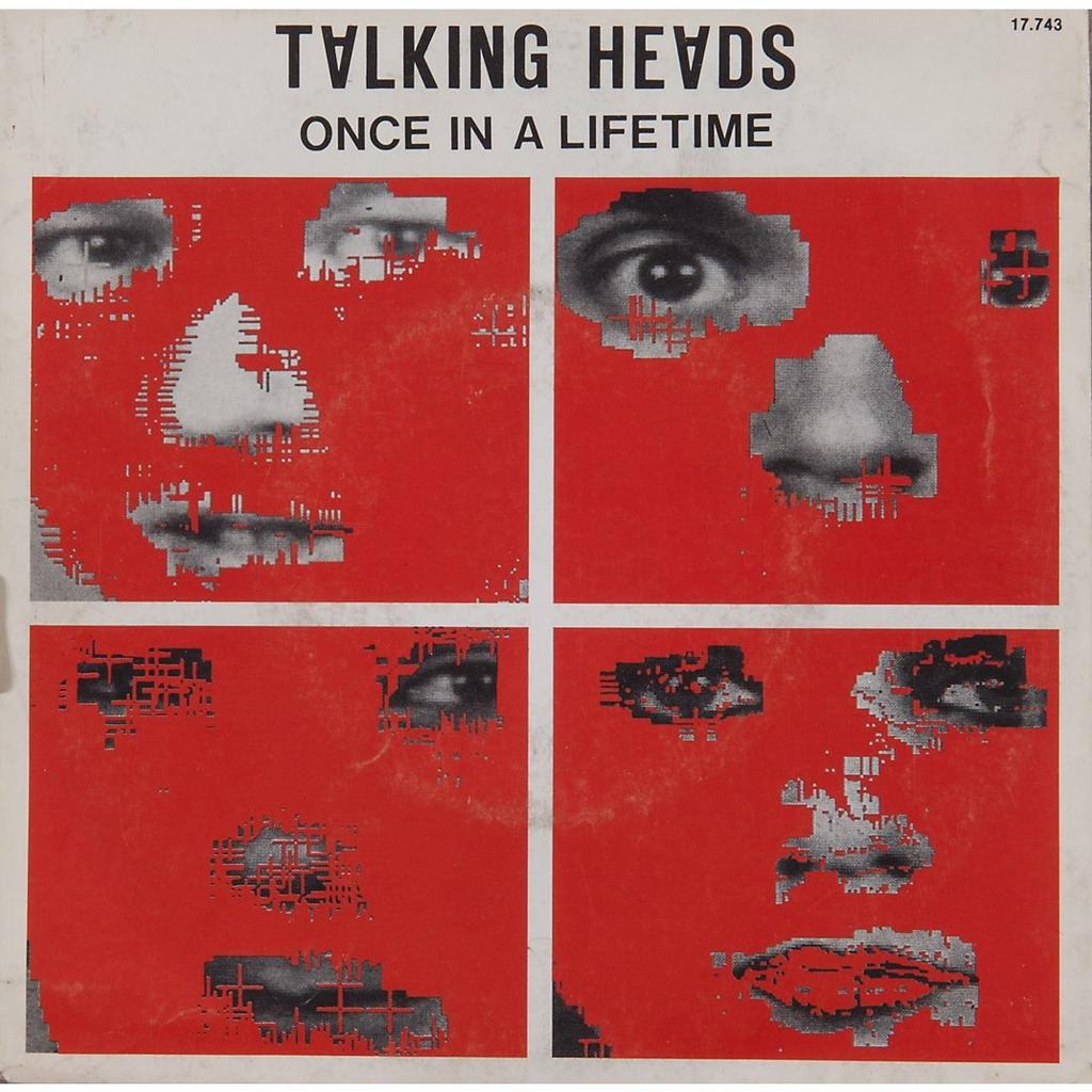 Talking Heads Once In A Lifetime Seen And Not Seen