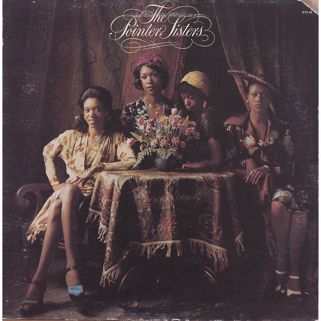 The Pointer Sisters By The Pointer Sisters Lp Gatefold