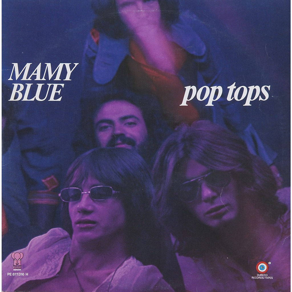 Mamy Blue By Pop Tops Lp With Rabbitrecords Ref 115313415