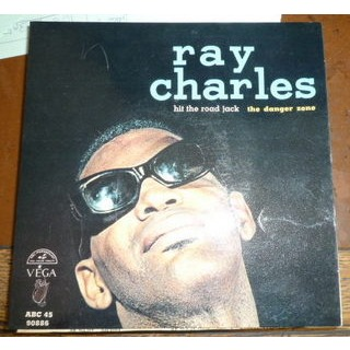RAY CHARLES hit the road jack +3