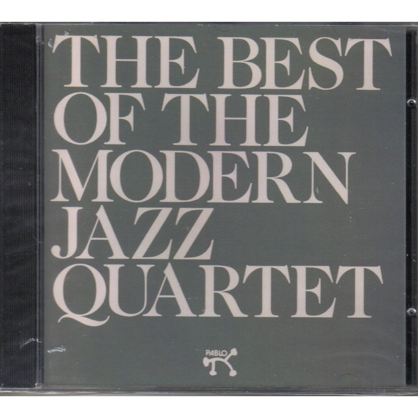 The Best Of Modern Jazz Quartet By Modern Jazz Quartet Cd With Ald93
