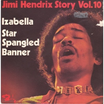 jimi hendrix izabella / star spangled banner