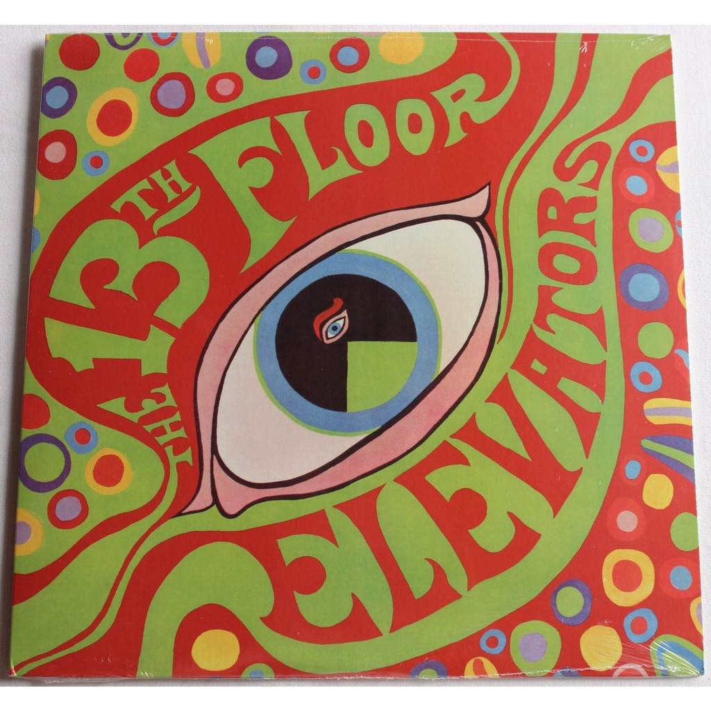 close the 13th floor elevators the psychedelic sound of the 13th floor