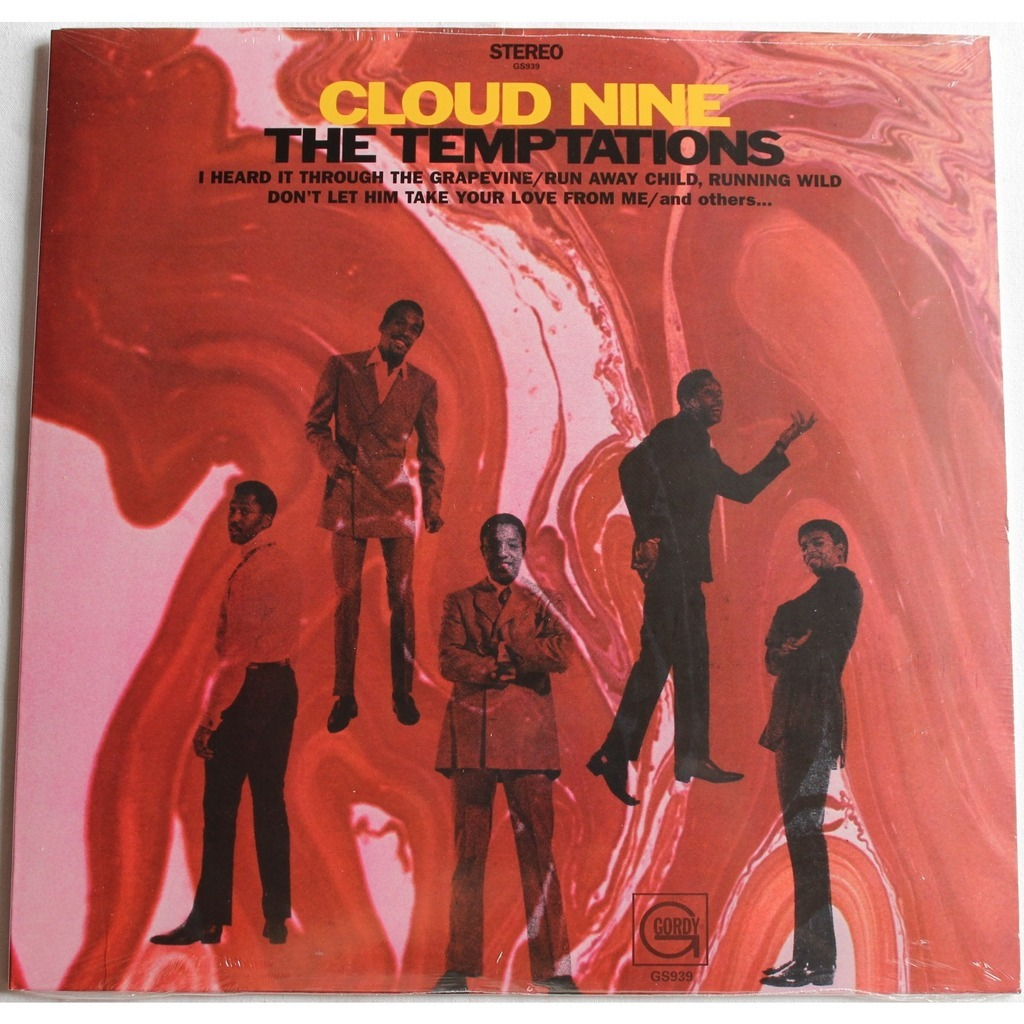 The Temptations - Cloud 9 / Runaway Child, Running Wild