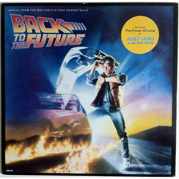 Soundtrack - Back To The Future Lyrics | MetroLyrics