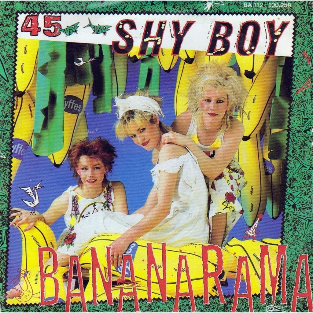 Shy Boy By Bananarama Sp With Charlymax Ref 115510411