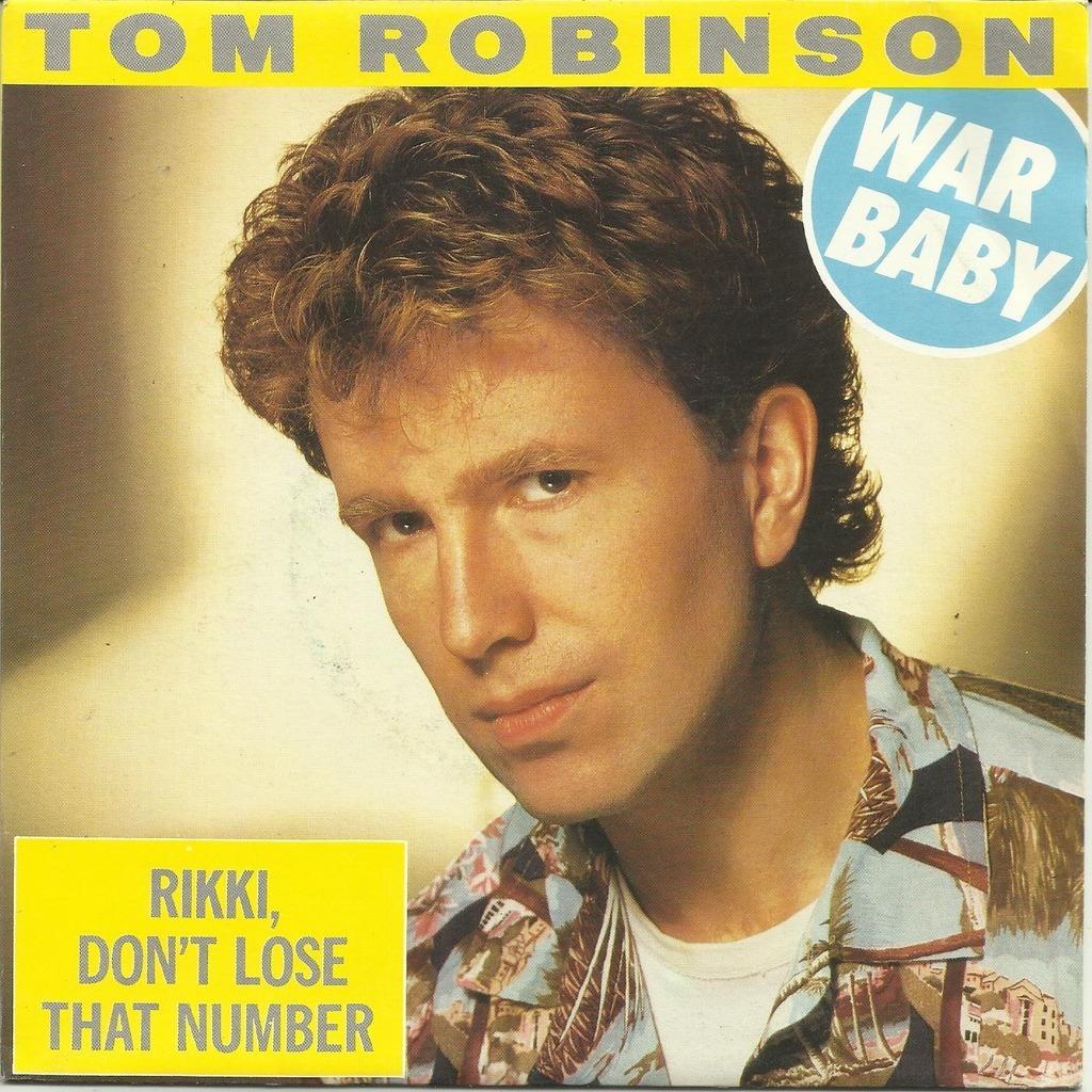 Tom Robinson - Rikki Don't Lose That Number = Rikki No Pierdas Ese Número