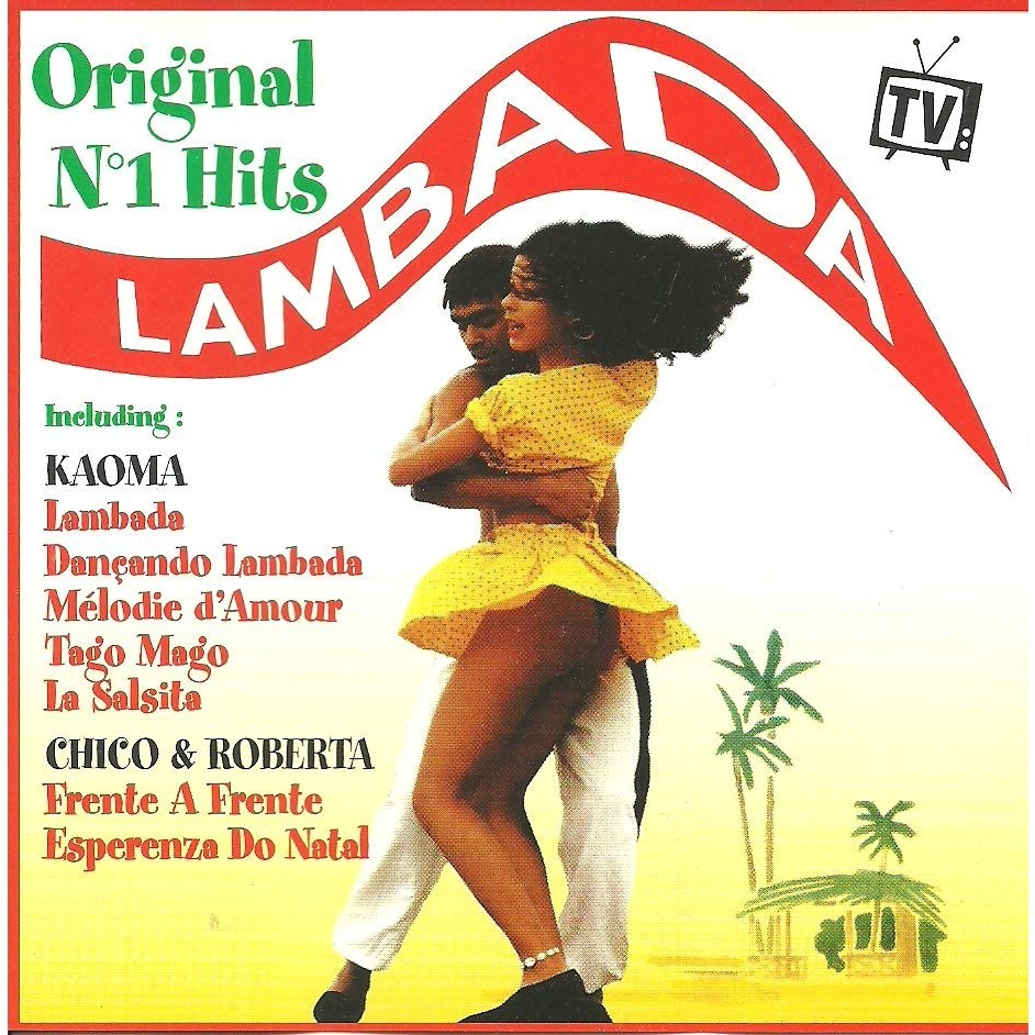 lambada by kaoma cd with gilou45 ref 115510947