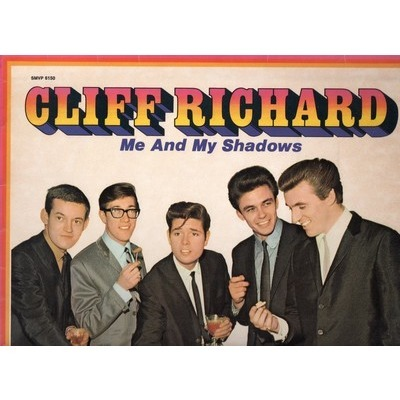 CLIFF RICHARD ME AND MY SHADOWS
