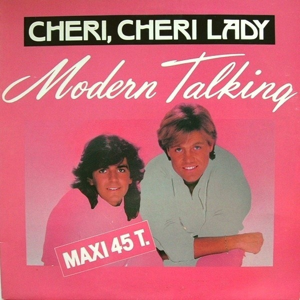 скачать modern talking-cheri cheri lady бесплатно