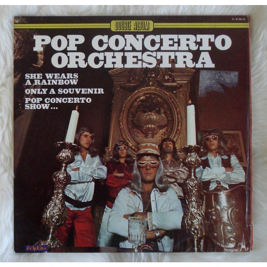 Pop Concerto Orchestra - Only A Souvenir