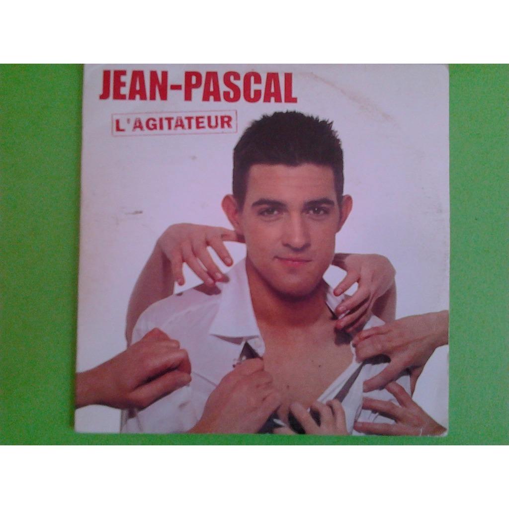 L Agitateur l'agitateurjean pascal, cds with phildj - ref:115530923