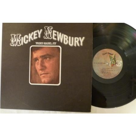 newbury mickey 'frisco mabel joy (1971 original! di