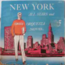 NEW YORK ALL STARS & ORQUESTA NOVEL - Fonseca en N.Y. - LP