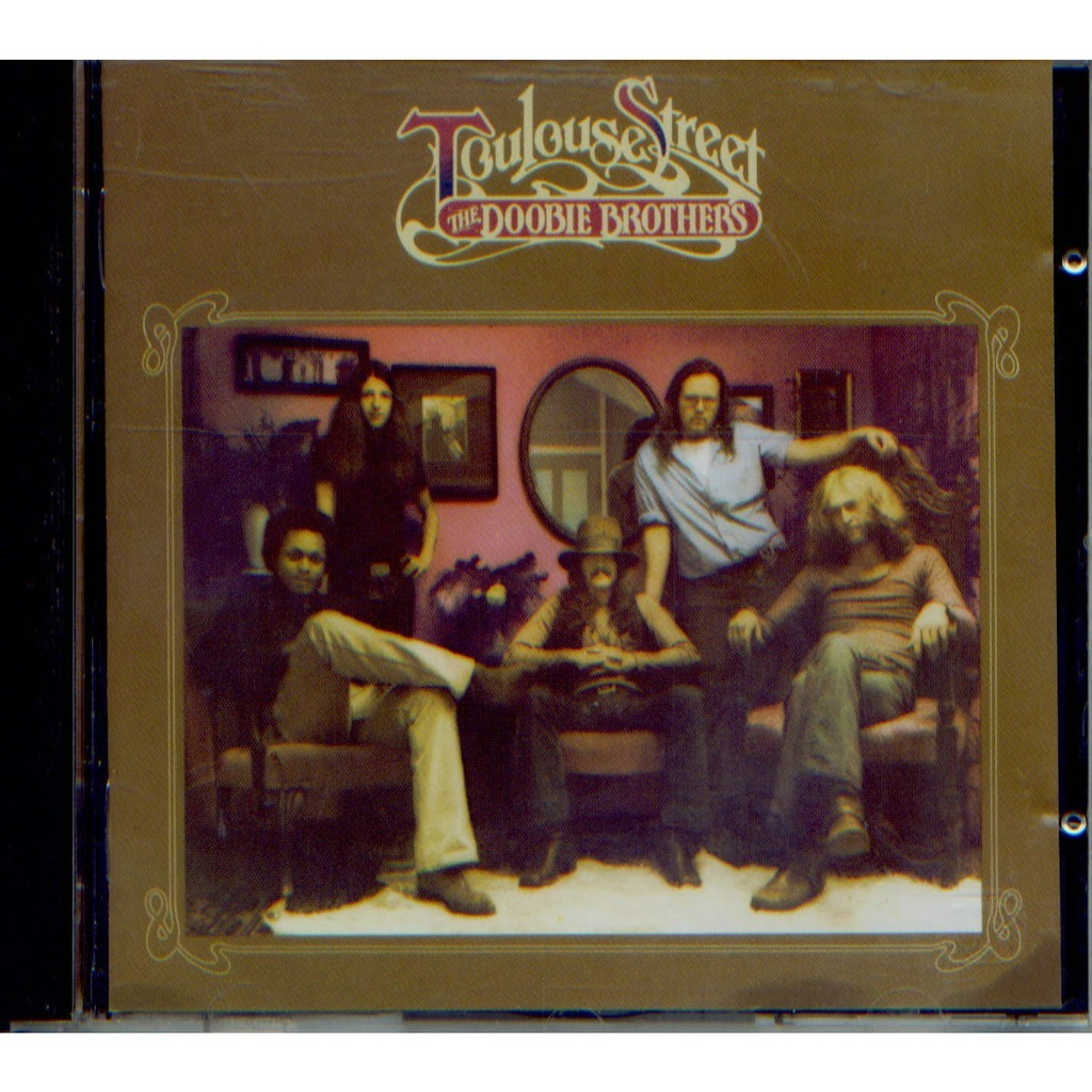 Toulouse Street By Doobie Brothers Cd With Grigo Ref
