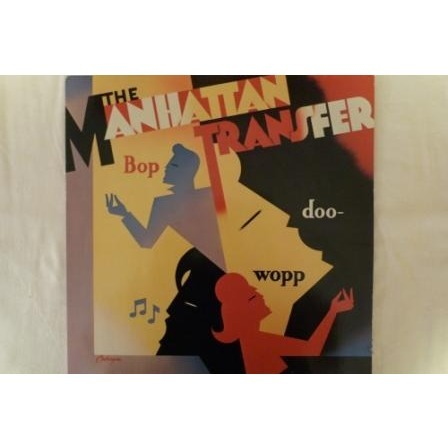 MANHATTAN TRANSFER BOP DOO WOPP