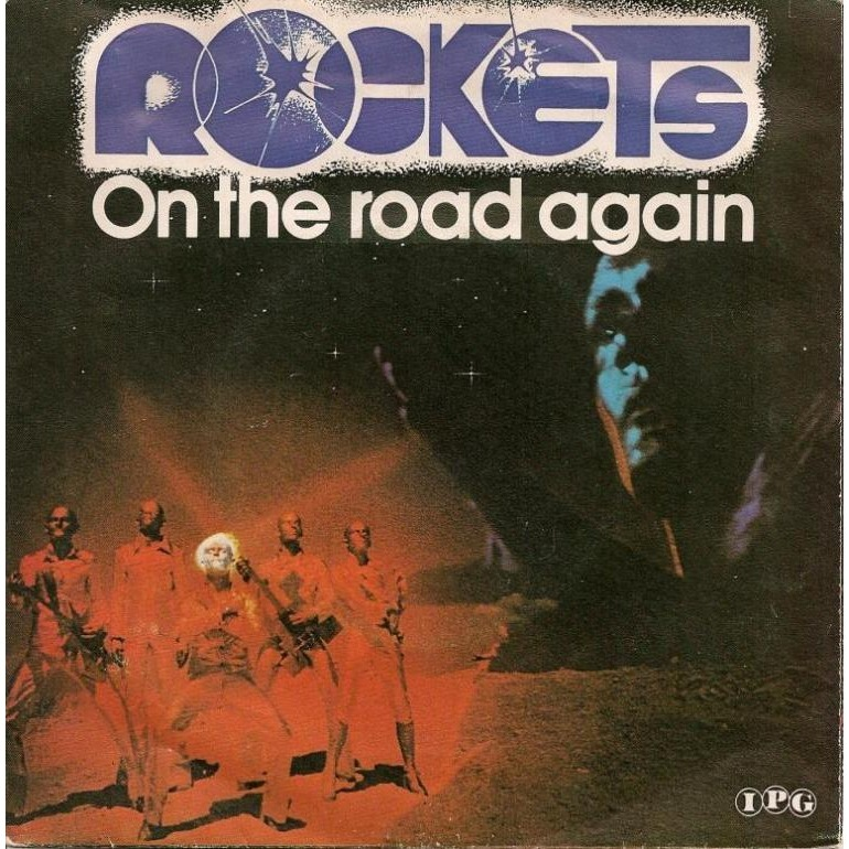 ROCKETS on the road again / space rock