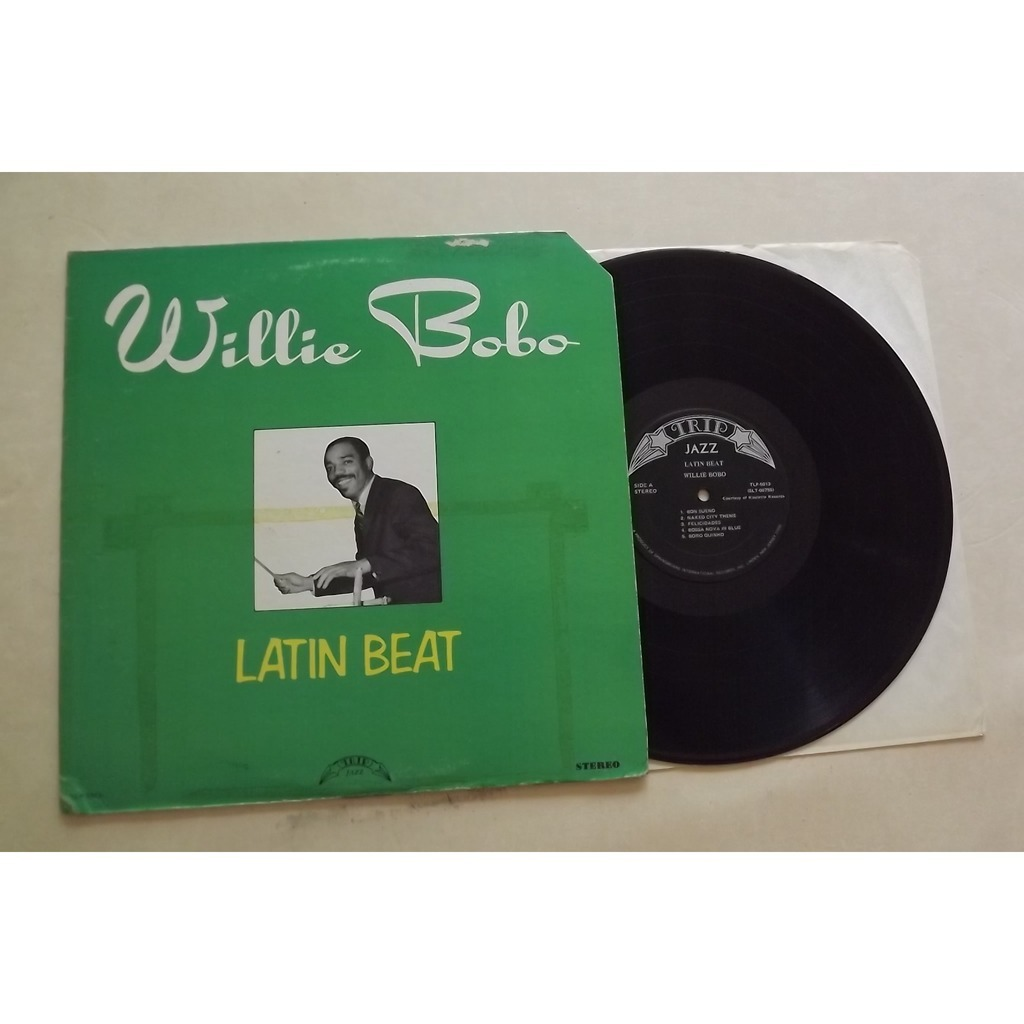 BOBO WILLIE LATIN BEAT