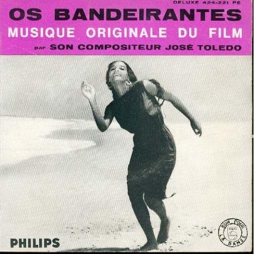 Jose Toledo os bandeirantes