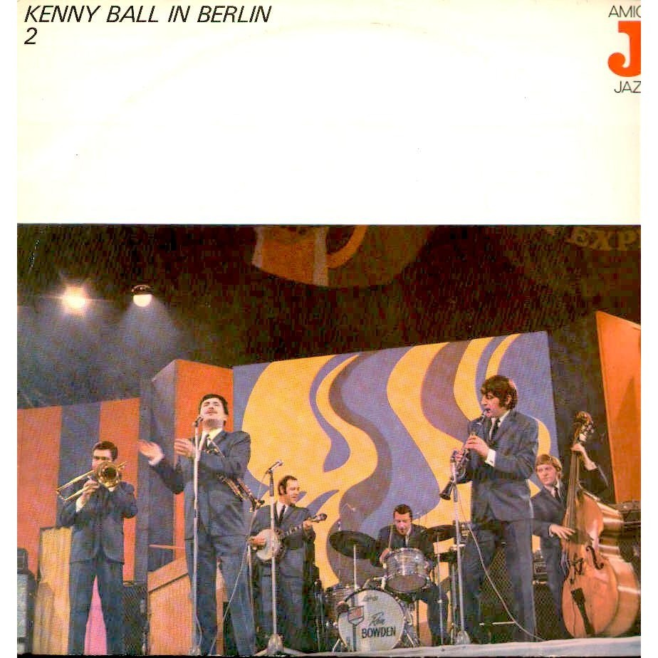 Kenny Ball - Kenny Ball In Berlin 2