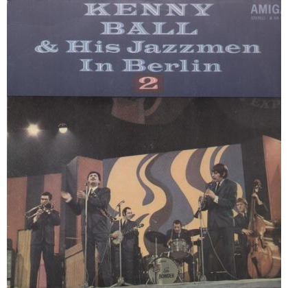 kenny ball and his jazzmen In Berlin 2