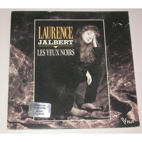 LAURENCE JALBERT LES YEUX NOIRS  &  LE JEU DES IMAGES
