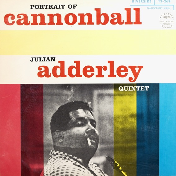 Julian Adderley quintet Portrait of Cannonball