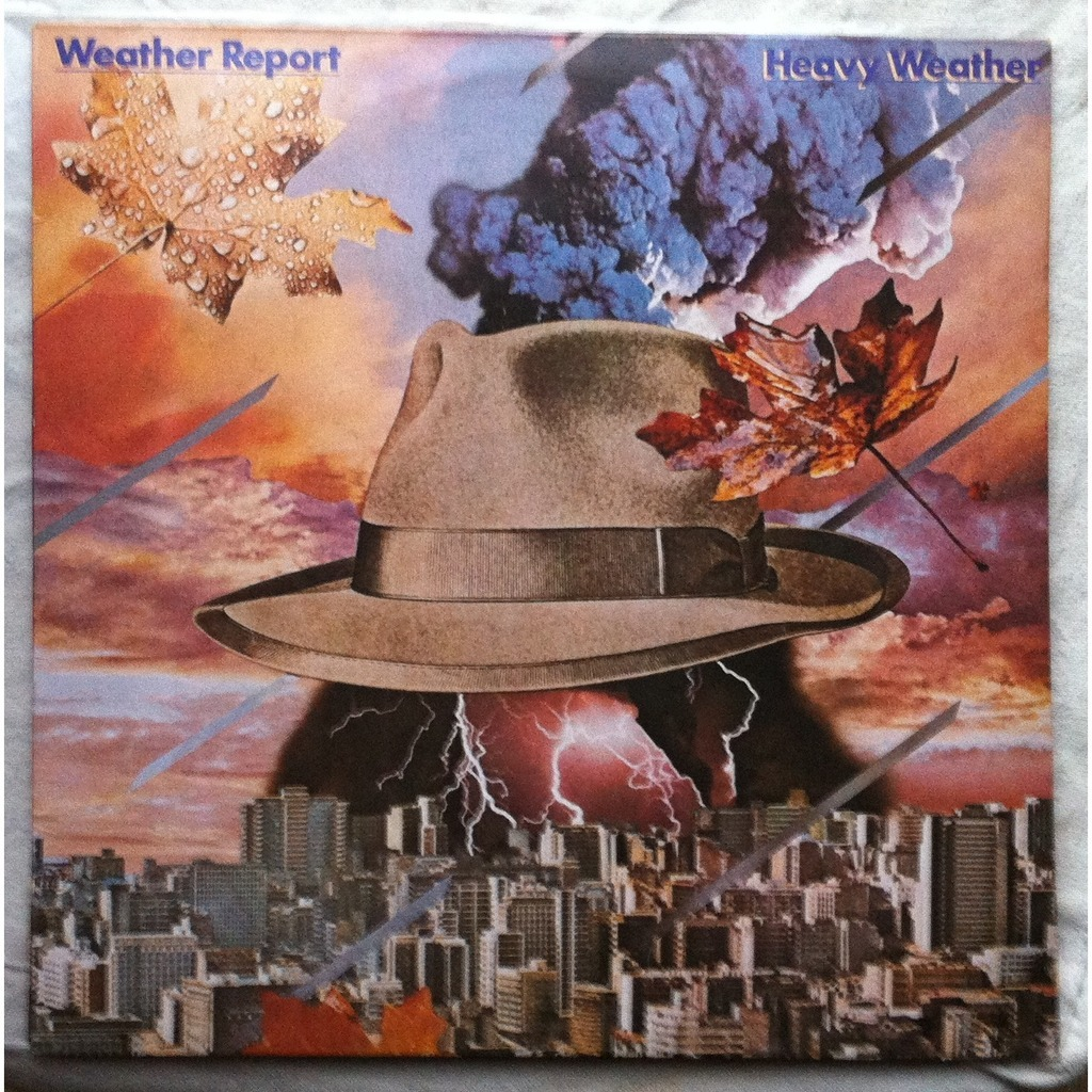 Heavy Weather By Weather Report Lp With Airwaytovesten