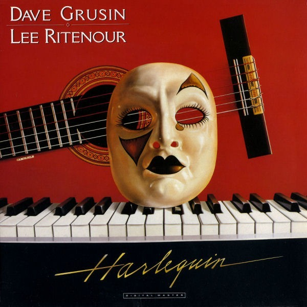Harlequin By Dave Grusin Amp Lee Ritenour Lp With Gmsi