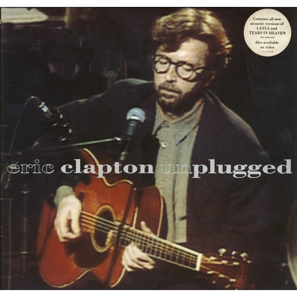 Unplugged By Eric Clapton Lp With Maorix Ref 115563866
