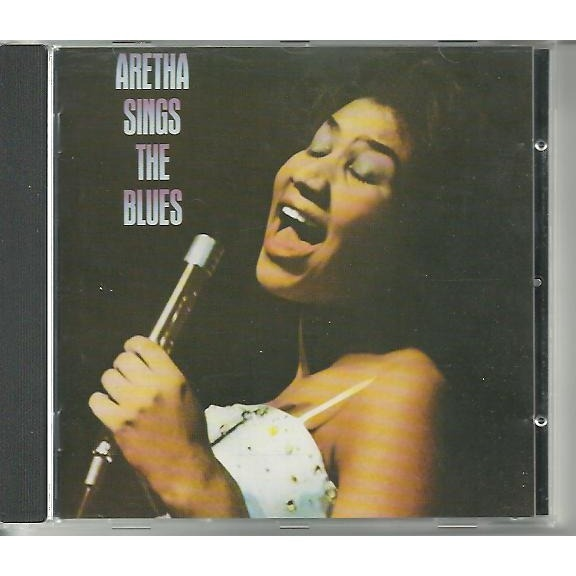 ARETHA FRANKLIN ARETHA SINGS THE BLUES