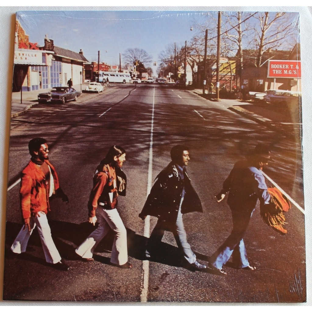 McLemore Avenue by BOOKER T AND THE MG S, LP with ...