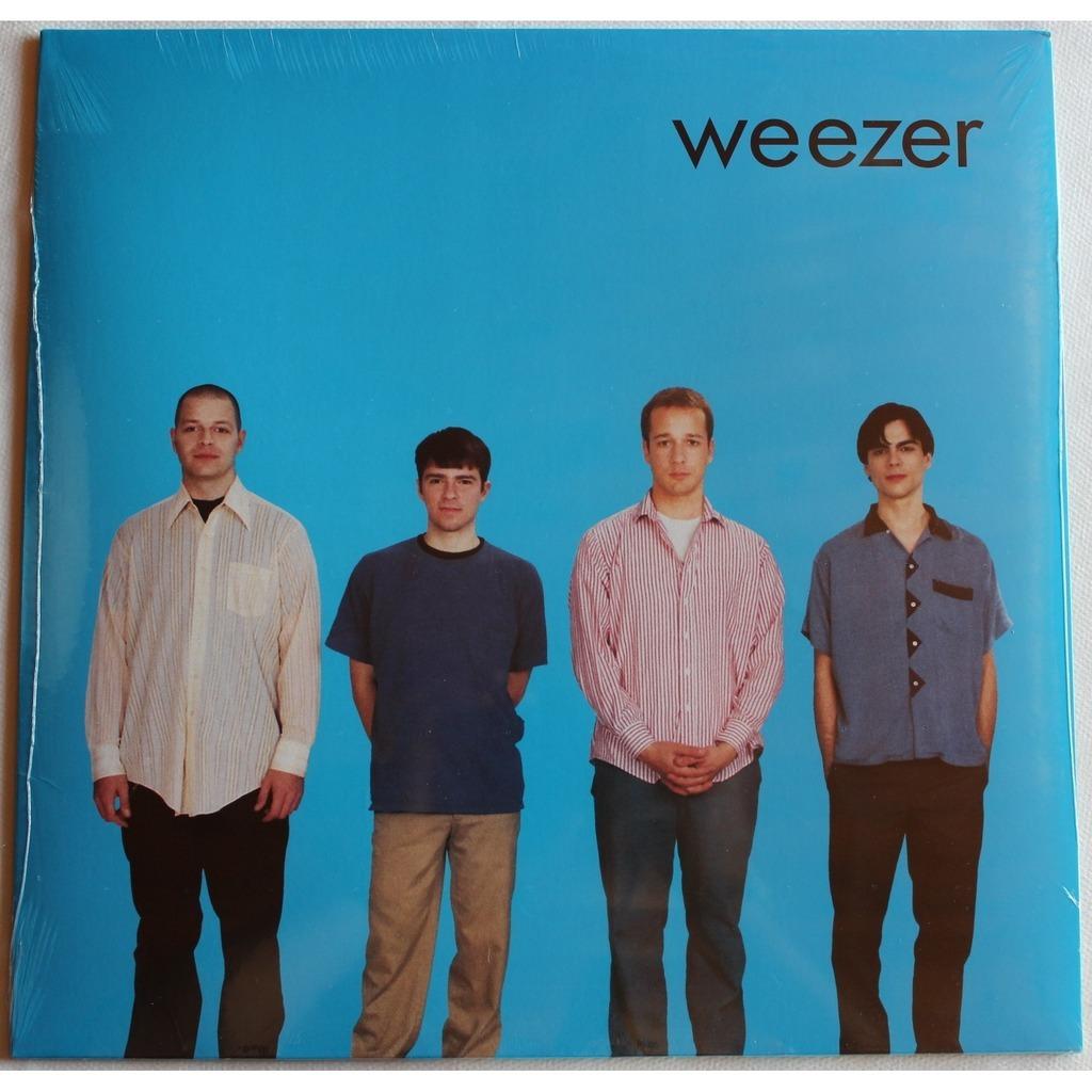Weezer Cd Cover