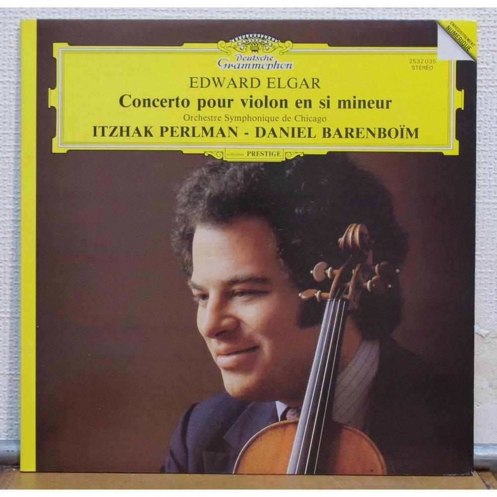 edward elgar violin concerto in