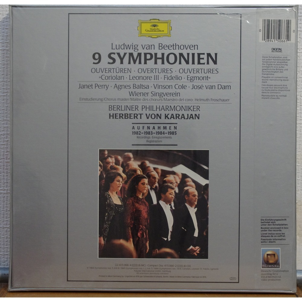 Herbert von Karajan - The Complete EMI Recordings 1946-1984. Volume 2 - Opera & Vocal