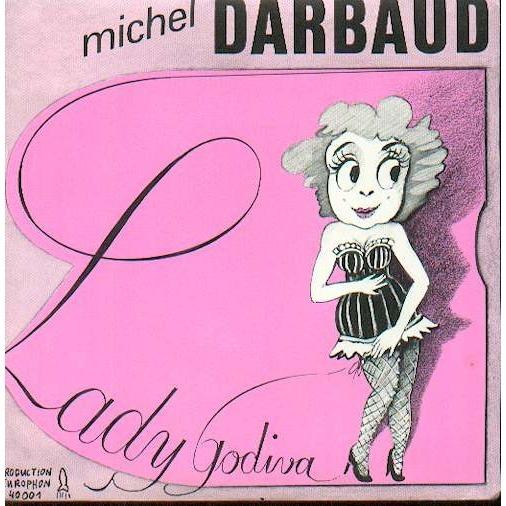 DARBAUD MICHEL LADY GODIVA